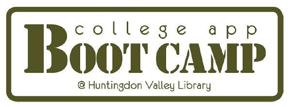 college essay boot camp wilk
