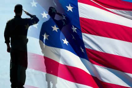 Veterans' Day and Grand Old Flag At Huntingdon Valley Library Sat. Nov. 2 at 2:00 pm