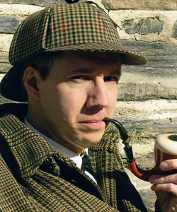 Jun 26 Sherlock Holmes Peformance