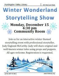 Dec 2014 Winter Wonderland
