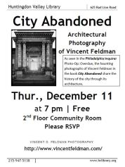 FEldman City abandoned