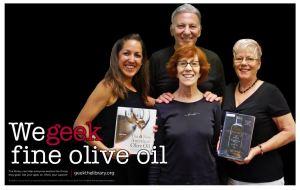 Geek Olive Oil