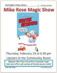 Feb 2015 Mike Rose