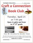 Apr 2015 Craft a connection