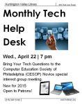 April help desk
