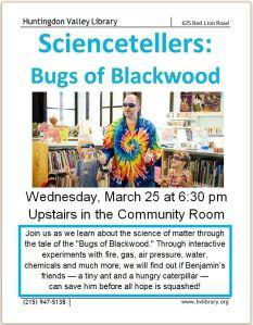 Mar 25 sciencetellers