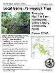 May 7 Pennypack Trail Talk