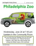 Radical Rainforests with the Zoo